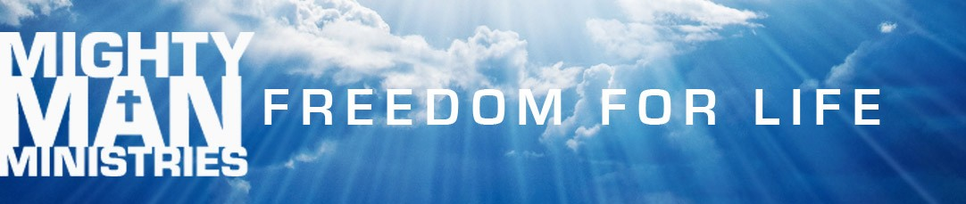 Mighty Man Ministries – Freedom for life – Freedom from pornography